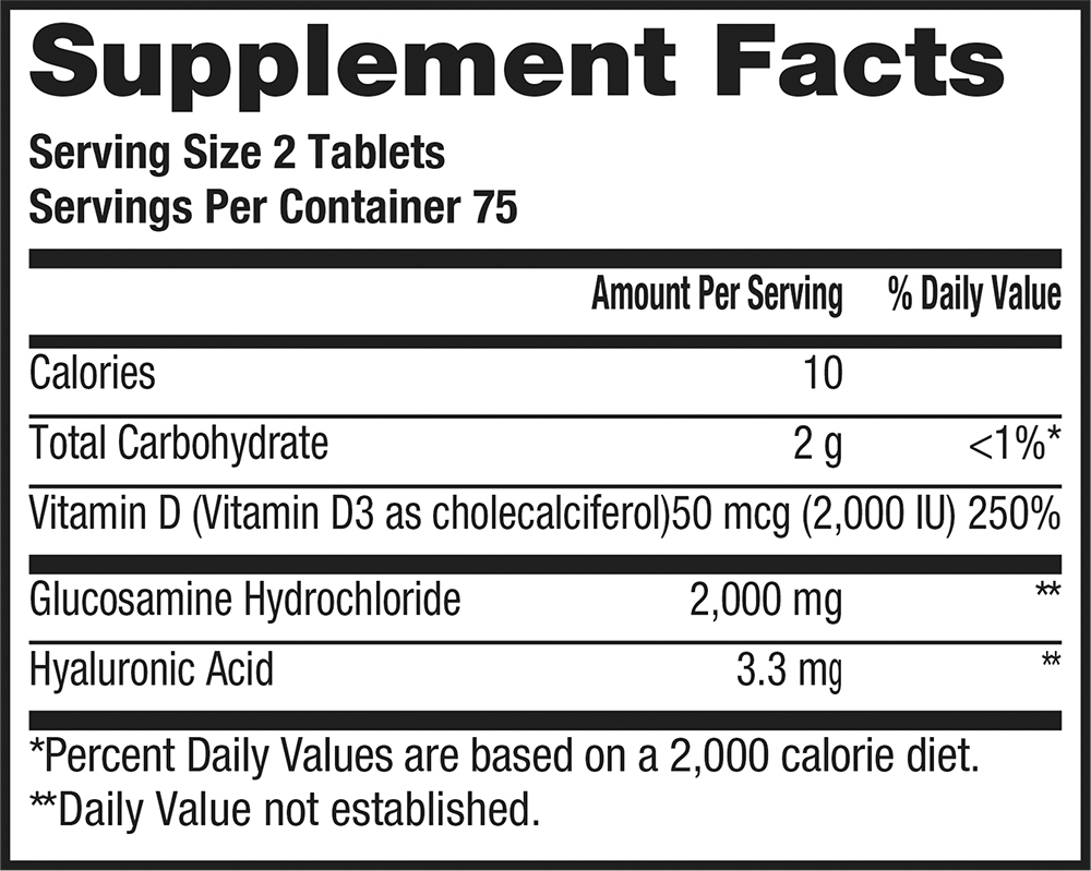 vien bo khop schiff glucosamine 2000mg plus vitamin d3 my 150 vien anh 001